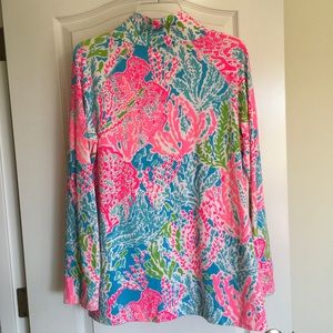 Lilly Pulitzer Tops - Lilly Pulitzer Rare Original Let's Cha Cha Popover